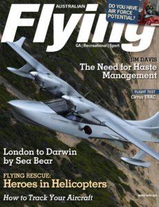Australian Flying – March 2020