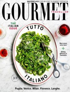 Australian Gourmet Traveller – March 2020