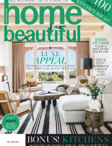 Australian Home Beautiful – March 2020