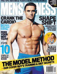 Australian Men's Fitness – March 2020
