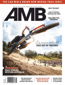 Australian Mountain Bike – January 22, 2020