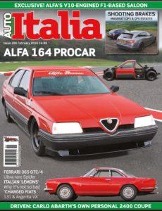 AutoItalia – Issue 288 – February 2020