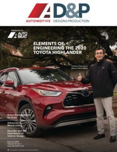 Automotive Design and Production – February 2020