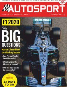 Autosport – 06 February 2020