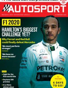 Autosport – 13 February 2020