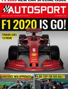 Autosport – 20 February 2020