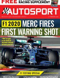 Autosport – 27 February 2020