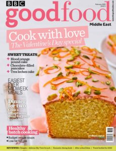 BBC Good Food Middle East – February 2020