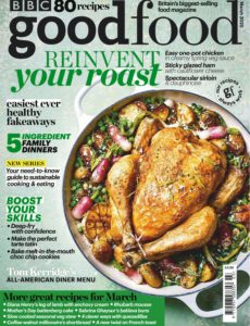 BBC Good Food UK – March 2020