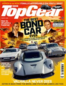 BBC Top Gear UK – March 2020