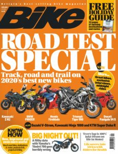 BIke UK – April 2020