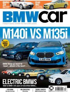BMW Car – March 2020