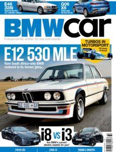 BMW Car – Winter 2020