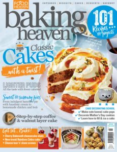 Baking Heaven – March 2020