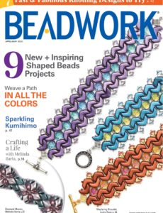 Beadwork – April-May 2020