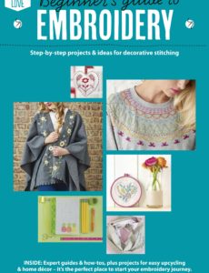 Beginner's Guide To Embroidery – February 2020