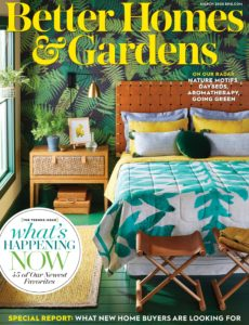 Better Homes & Gardens USA – March 2020
