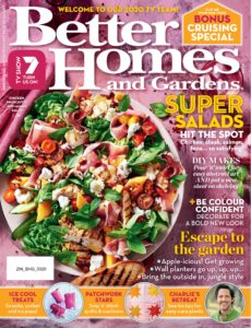 Better Homes and Gardens Australia – March 2020