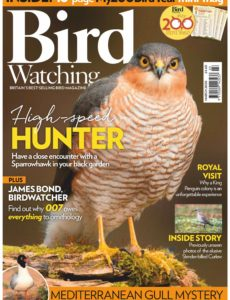 Bird Watching UK – March 2020