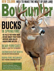 Bowhunter – April-May 2020