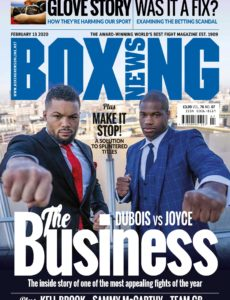 Boxing News – February 13, 2020