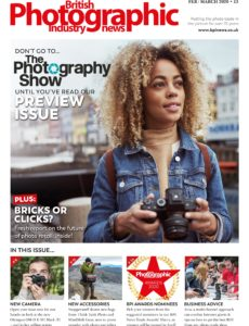 British Photographic Industry News – February-March 2020
