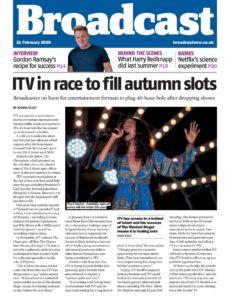 Broadcast Magazine – 21 February 2020
