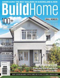 Build Home Queensland – No  25 4 2020