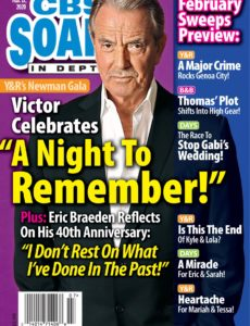 CBS Soaps In Depth – February 17, 2020