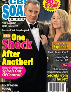 CBS Soaps In Depth – March 02, 2020
