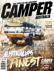 Camper Trailer Australia – March 2020