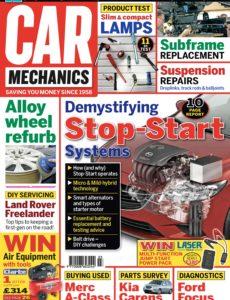 Car Mechanics – March 2020