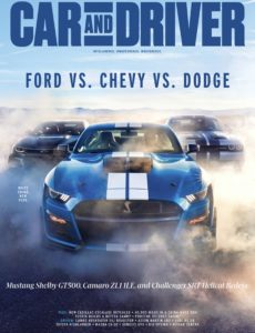 Car and Driver USA – March 2020