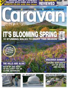 Caravan Magazine – March 2020