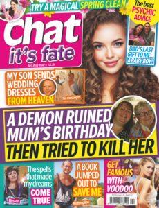 Chat It's Fate – April 2020