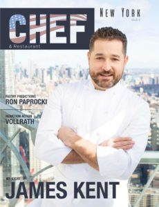 Chef & Restaurant New York – Issue 5 – February 2020