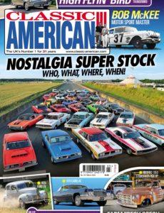 Classic American – March 2020