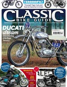 Classic Bike Guide – March 2020
