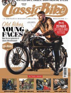 Classic Bike UK – March 2020