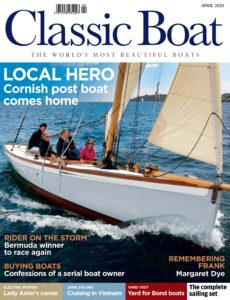 Classic Boat – April 2020