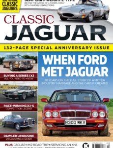 Classic Jaguar – April-May 2020