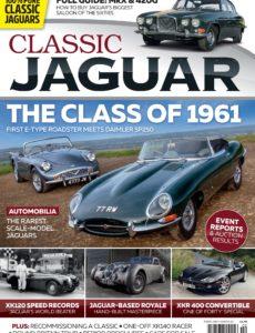 Classic Jaguar – February-March 2020