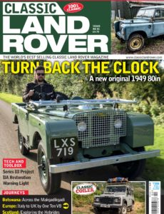 Classic Land Rover – Issue 81 – February 2020