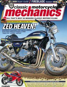 Classic Motorcycle Mechanics – March 2020