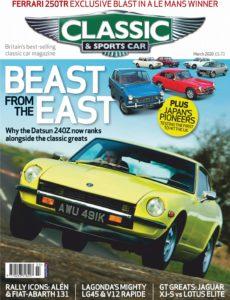 Classic & Sports Car UK – March 2020