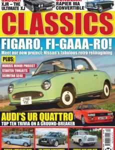 Classics Monthly – April 2020