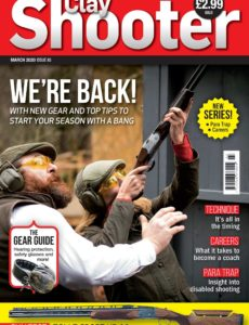Clay Shooter – March 2020
