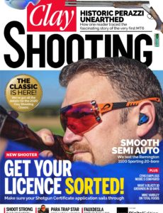 Clay Shooting – March 2020