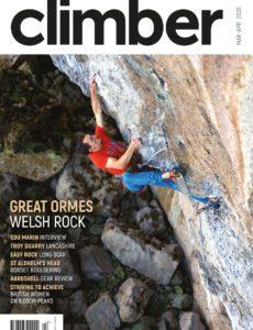 Climber – March-April 2020