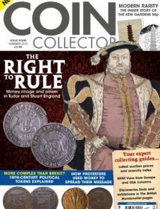 Coin Collector – Issue 4 – Summer 2019